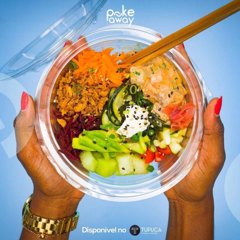 Food Lab (Rice & Poke away)
